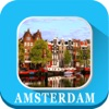 Amsterdam Netherlands - Offline Maps Navigator