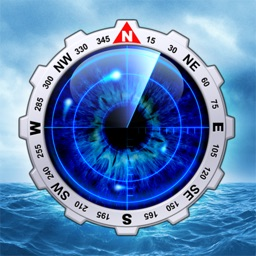 Compass Eye Bearing Compass & Marine Navigation