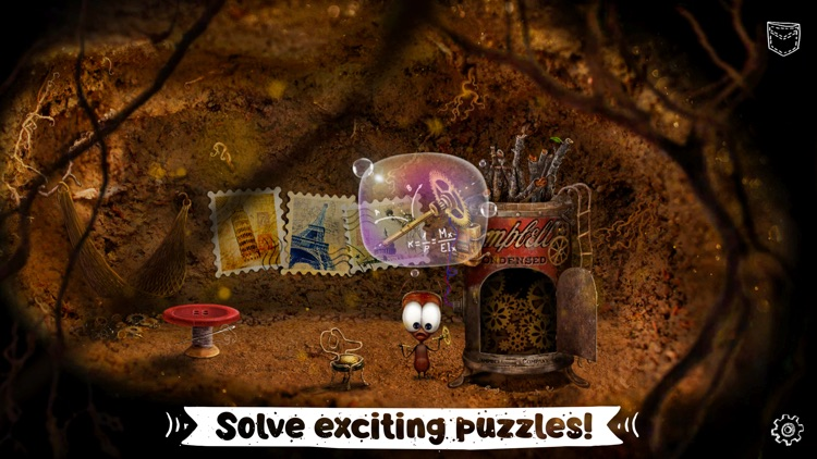 AntVentor: Puzzle Adventure screenshot-1