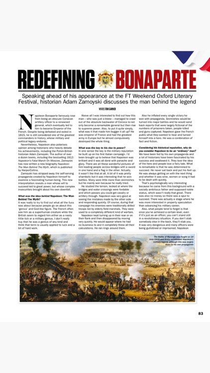 History of War Magazine screenshot-8