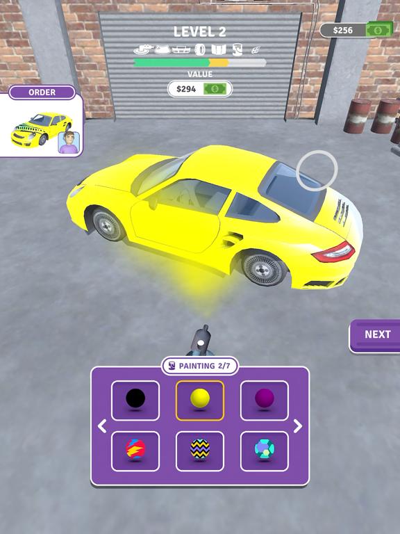 3D Car Maker screenshot 12