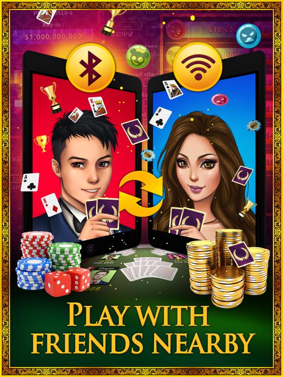 KK Chinese Poker 十三水 (Ad Free)-ipad-4