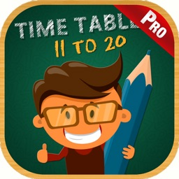 Math Times Tables Kids Games
