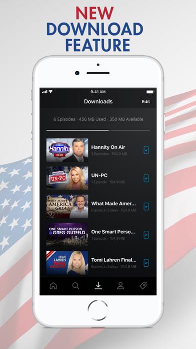 Fox Nation: Celebrate America screenshot 1