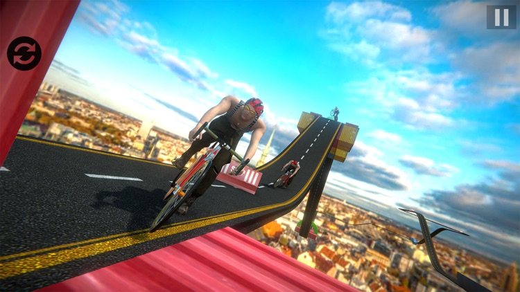 Bicycle Racing Game 2019 screenshot-3