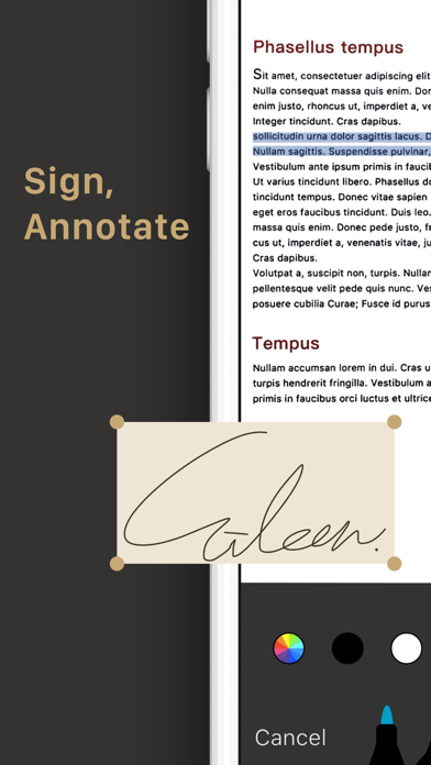 Screenshot for Doc Scan Pro - PDF Scanner Fax in Austria App Store