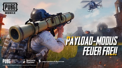 Screenshot for PUBG MOBILE in Germany App Store