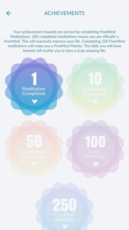 FreeMind Meditations screenshot-4