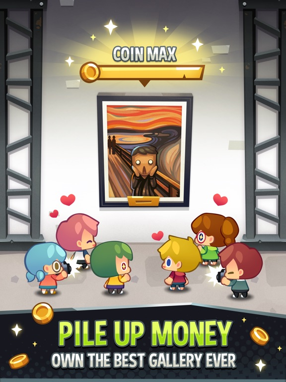 Art Inc. - Collection Clicker screenshot 10