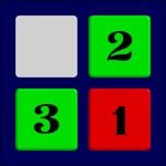 Sort It -8-15 Puzzle Block 4x4