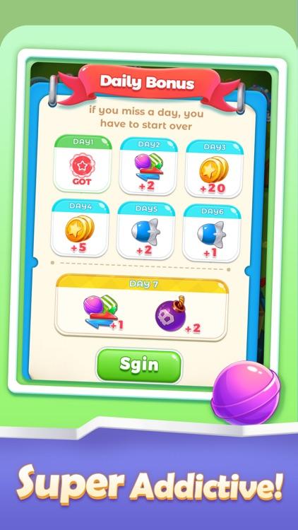 Candy Pop - Match 3 Crush screenshot-3