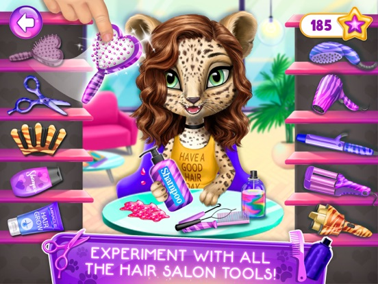 My Animal Hair Salon screenshot 11
