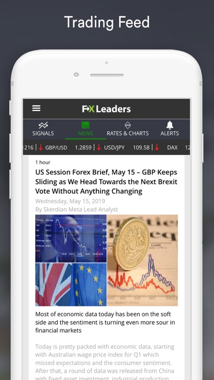 Forex Signals Live - FXLeaders screenshot-4