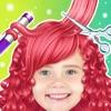 ヘアサロン変身ゲーム - iPhoneアプリ