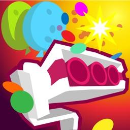 Table Firework 2: Balloon Attack