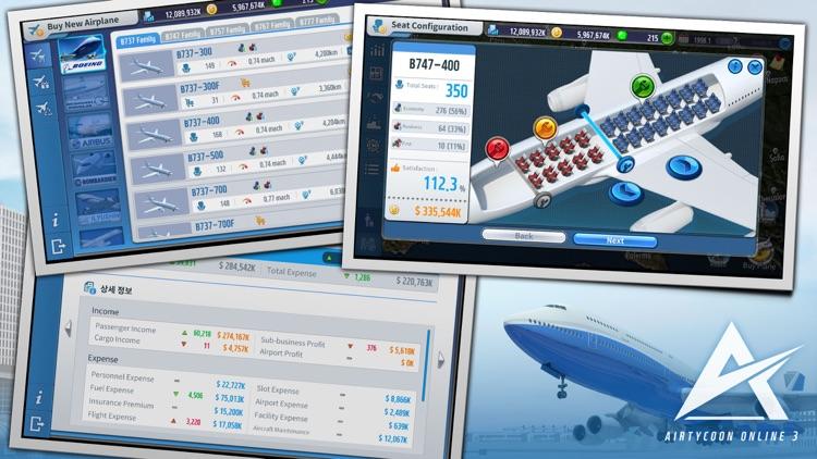 AirTycoon Online 3 screenshot-4