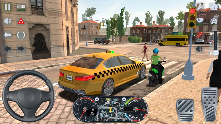 Taxi Sim 2020 screenshot-5
