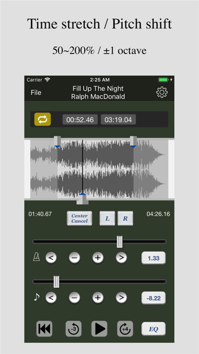 Top 10 Apps like Pitch Shift / EQ in 2019 for iPhone & iPad