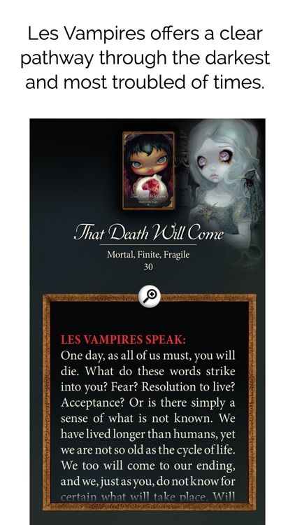 Les Vampires Oracle screenshot-3
