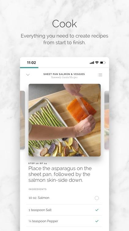 Yummly Recipes + Shopping List screenshot-4