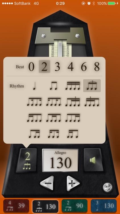 Metronome by Piascore