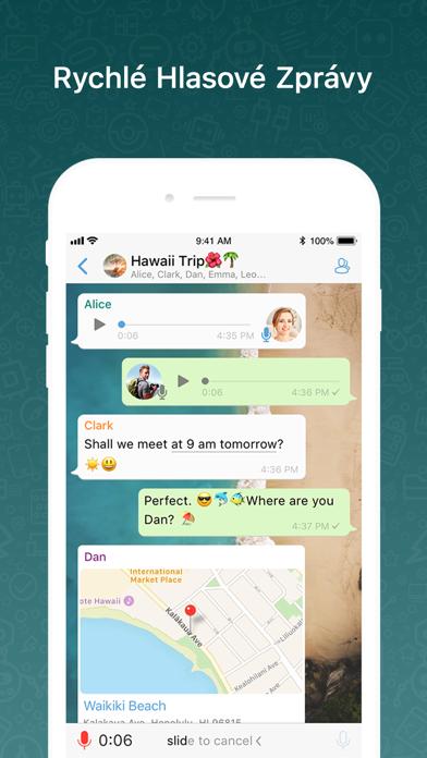 Screenshot for BOTIM - video calls and chat in Czech Republic App Store