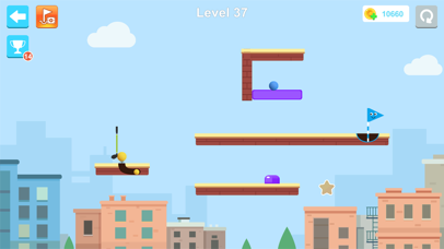 Happy Shots Golf screenshot 2