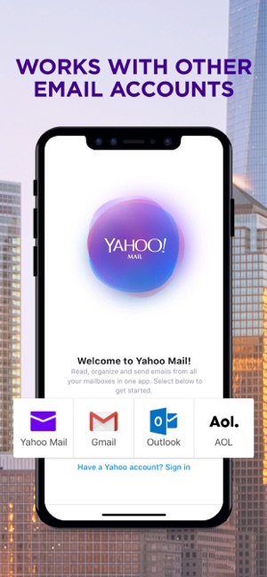 Yahoo Mail - Organized Email on the App Store