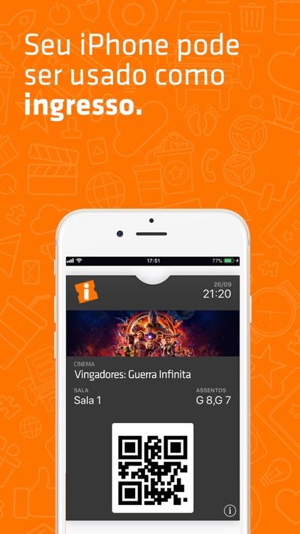 Ingresso.com +Filmes +Cinemas screenshot-5