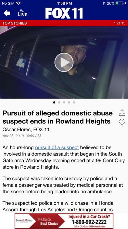 FOX 11 Los Angeles screenshot-3