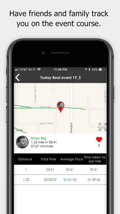 run2geo - Social Run Tracking