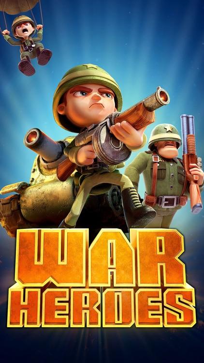 War Heroes Strategy Card Games screenshot-0