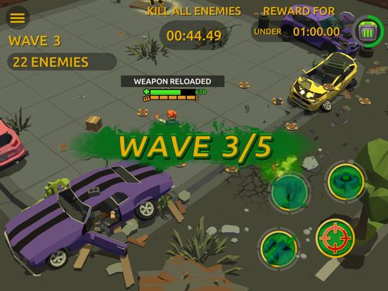 Zombie Blast Crew screenshot 15