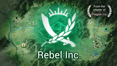 Screenshot for Rebel Inc. in Czech Republic App Store