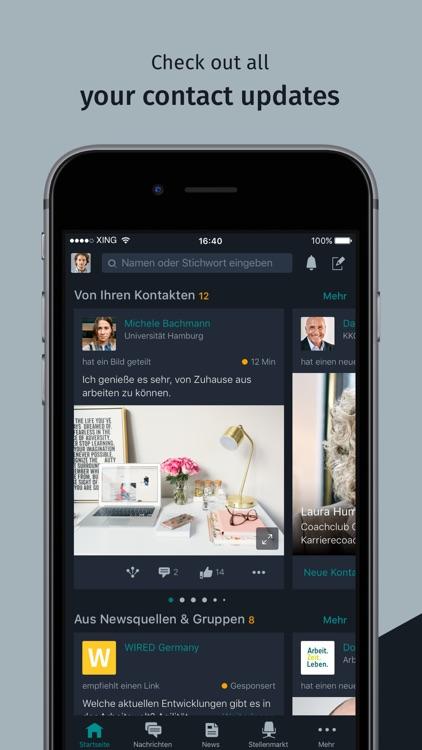 XING screenshot-0