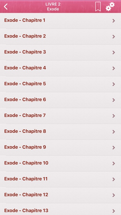 La Sainte Bible en Français screenshot-4