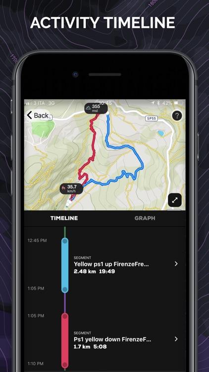 WHIP LIVE MTB & Moto tracker screenshot-5