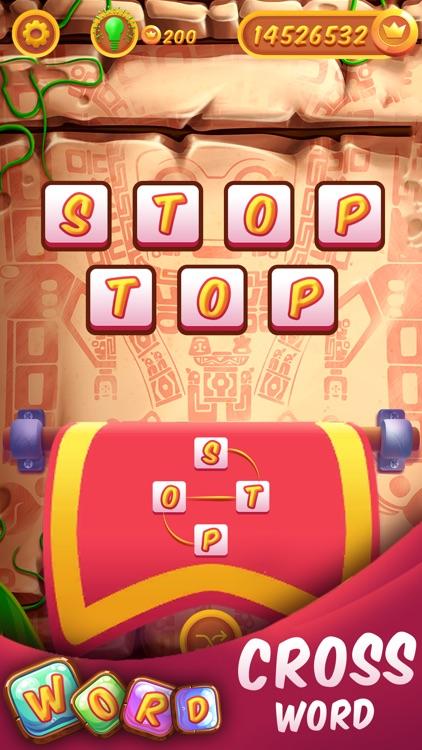Word Puzzle Hidden Alphabet screenshot-3