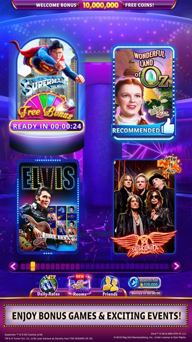 Hit it Rich! Casino Slots Game app image