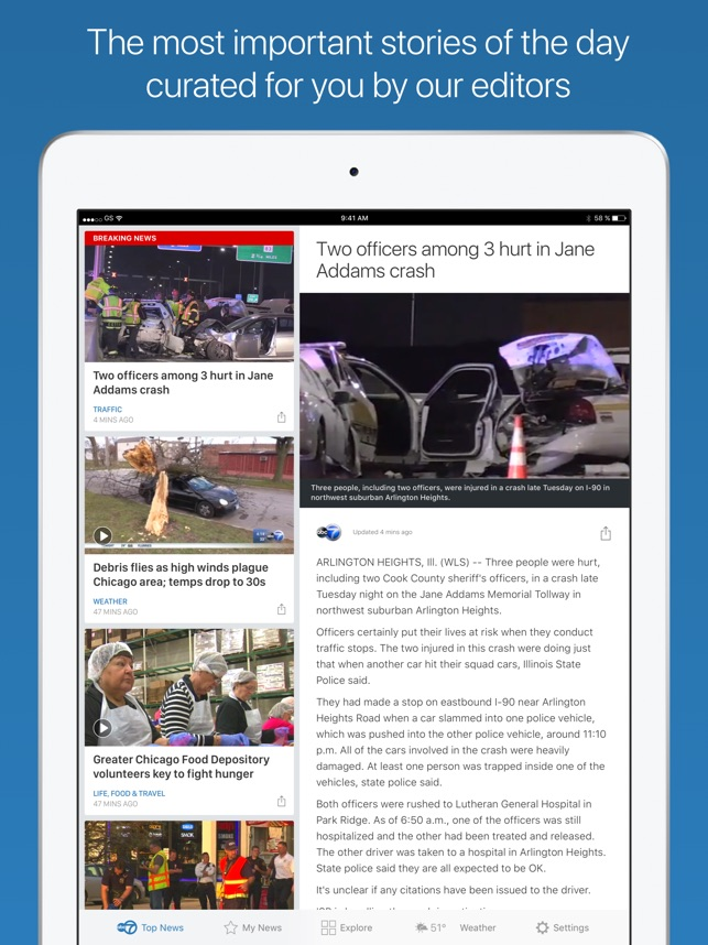 ABC7 Chicago News on the App Store
