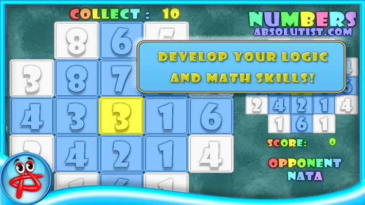 Numbers Logic Puzzle screenshot-3