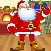 Christmas Toy Party Free - Play Puzzle, Maze, Dots Connect, Flow and Domino Games with Santa - Fun Learning Games for kids and toddler icon