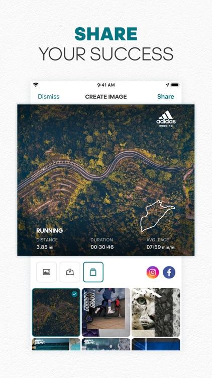 adidas Runtastic Running App screenshot-3