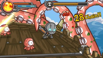 Wonder Blade Screenshot
