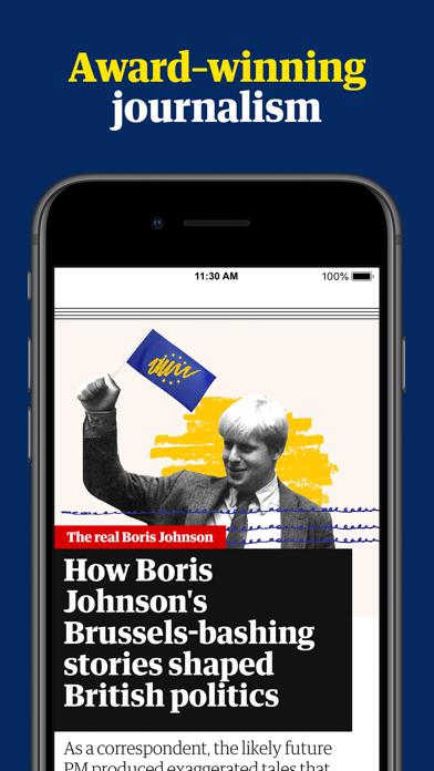 Foto do The Guardian - Live World News