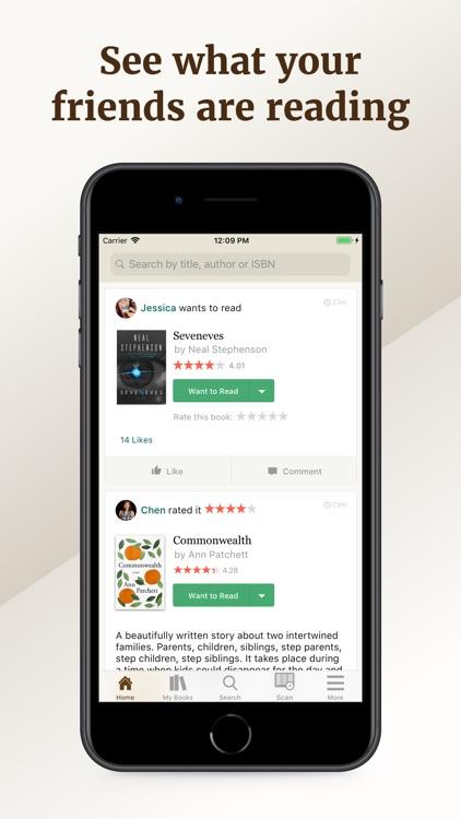 Goodreads: Book Reviews screenshot-4