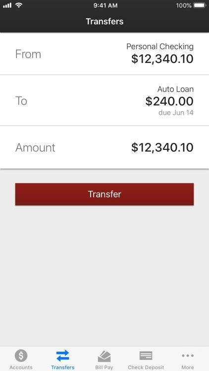 Haddon Savings Bank Mobile screenshot-3