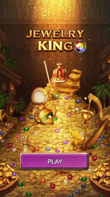 Jewelry King : Match 3 screenshot-0
