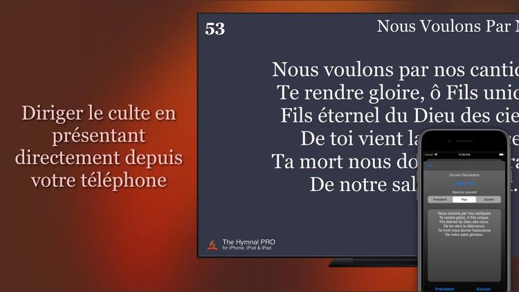Recueil de Cantiques screenshot-7