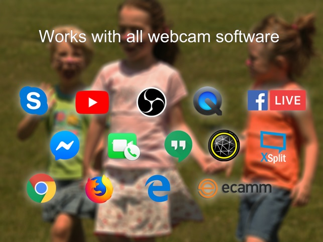 EpocCam Webcam for Mac and PC on the App Store